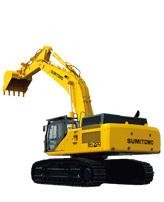 住友SH700LHD-5B液压挖掘机