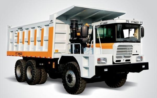 宇通重工YT362232吨矿用自卸车