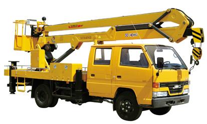 徐工XZJ5064JGK14米高空作業車