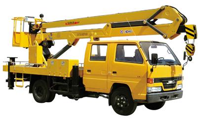 14米高空作业车 - XZJ5066JGK 14米