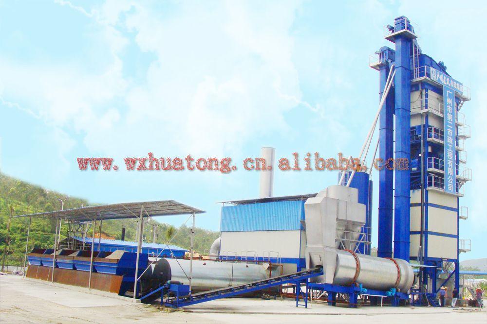 无锡华通LB3000XC沥青混合料搅拌设备高清图 - 外观