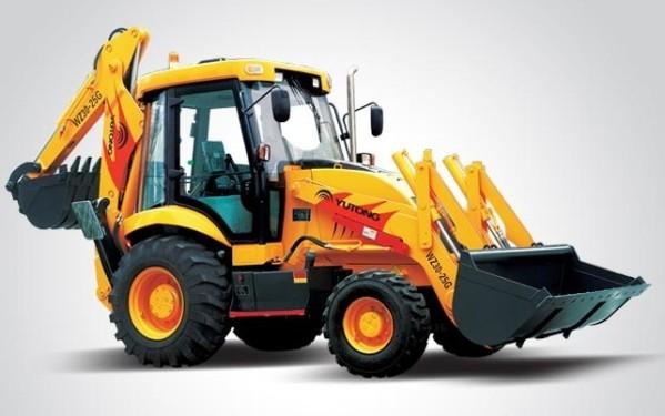 宇通重工WZ30-25G挖掘装载机