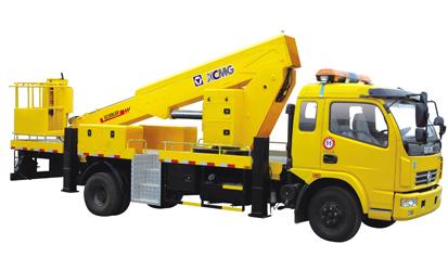 22米高空作业车 - XZJ5090JGK 21米