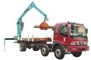 石煤机QYS-120ZⅠ抓木机高清图 - 外观