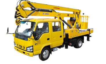 徐工XZJ5067JGK14米高空作业车高清图 - 外观