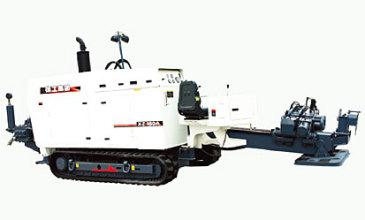 徐工XZ160A水平定向钻高清图 - 外观