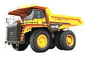 三一重工SRT95礦用汽車