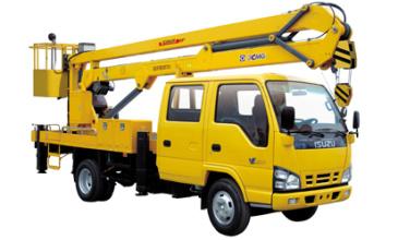 徐工XZJ5065JGK14米高空作业车高清图 - 外观