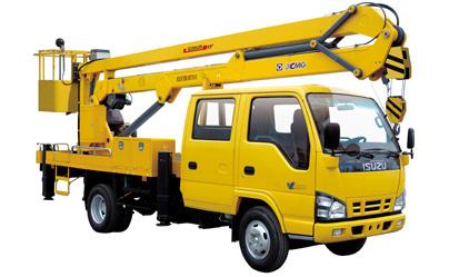 徐工XZJ5065JGK14米高空作业车