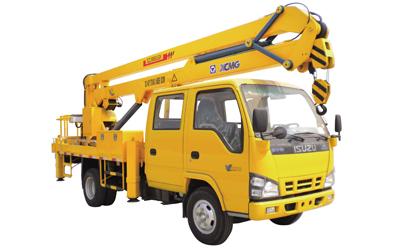 18米高空作业车 - XZJ5068JGK 18米
