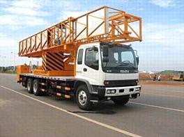 恒润高科HHR5251JQJ16桥梁检测车