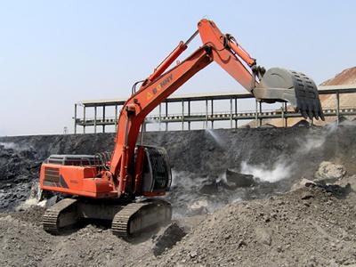 邦立CE420-7反铲液压挖掘机