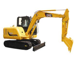 格瑞德GME65-9挖掘机高清图 - 外观