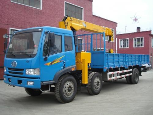 牡丹江专用汽车MQ5253JSQJ随车起重机