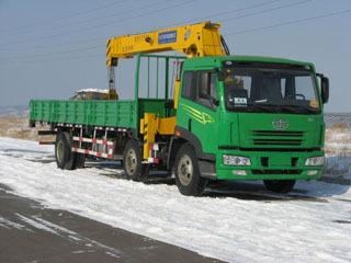 牡丹江专用汽车TQC5253JSQ随车起重机