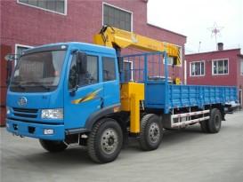 牡丹江专用汽车TQC5173JSQ随车起重机