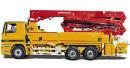 普茨迈斯特M 31-5泵车高清图 - 外观