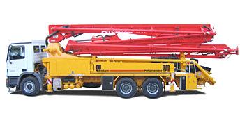 普茨迈斯特M 38-4泵车