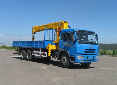 牡丹江专用汽车MQ5252JSQJ随车起重机