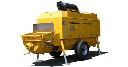 普茨迈斯特拖泵