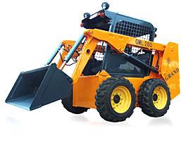 格瑞德GML270滑移装载机