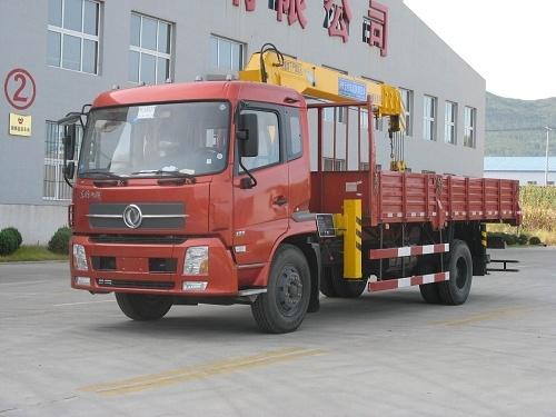 牡丹江专用汽车TQC5142JSQ随车起重机
