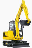 卡特CT40-7A挖掘机