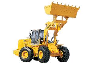 厦工XG951II轮式装载机