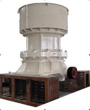 山宝PYYZ系列单缸液压圆锥破碎机高清图 - 外观