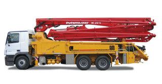 普茨邁斯特M 36-4泵車