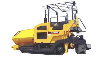 鼎盛重工WTD9000(1)攤鋪機高清圖 - 外觀