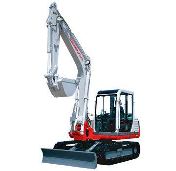 竹内TB180全液压小型挖掘机