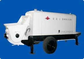 北京加隆CLT-60托式混凝土输送泵