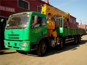 牡丹江专用汽车TQC5310JSQJ随车起重机高清图 - 外观