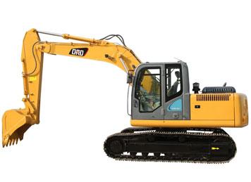 格瑞德GME150LC挖掘机高清图 - 外观