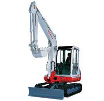 竹内TB150全液压小型挖掘机