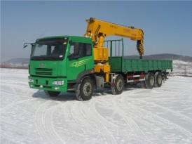 牡丹江专用汽车TQC5310JSQJ随车起重机