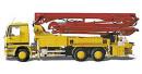 普茨迈斯特M 32-4泵车高清图 - 外观