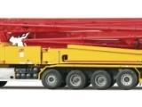 普茨迈斯特M58-5泵车