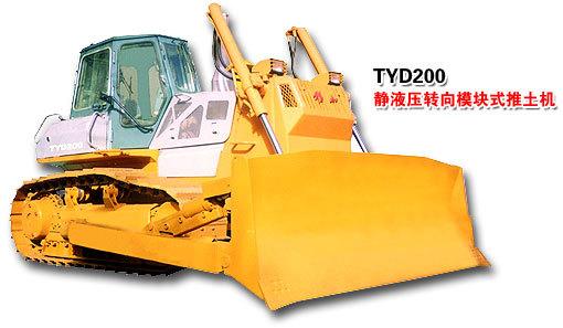 移山TYD200环卫型推土机