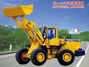 欧霸重工ZL-30F装载机