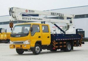 恒潤高科HHR5071JGK18高空作業車