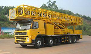恒润高科HHR5312JQJ20桥梁检测车