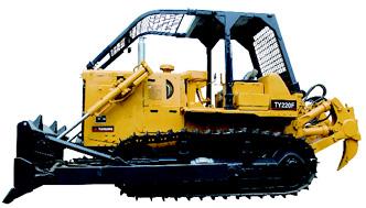 鼎盛重工TY220F推土机高清图 - 外观
