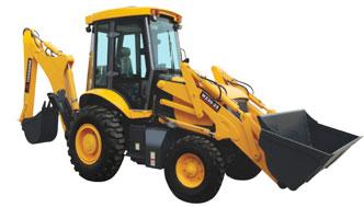 鼎盛重工WZ30-25挖掘装载机高清图 - 外观