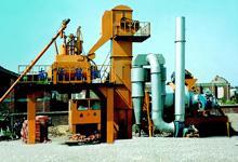 南侨MQLB40强制间歇式沥青混凝土搅拌设备高清图 - 外观