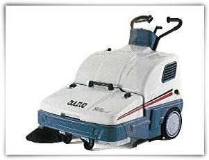 扫地王DULEVO 900EH/900SH小型扫路机