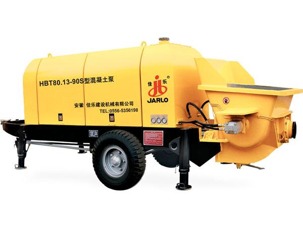 佳乐HBT80.13-90S.G混凝土泵高清图 - 外观