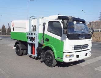 亚洁BQJ5080ZZZE型自装卸挤压式垃圾车