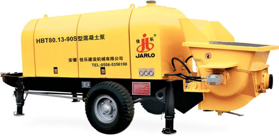 佳乐HBT60.13-90S混凝土泵